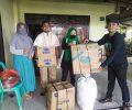 Swara Bobato dan KAHMI Bolmong Kirim Bantuan ke Bolsel