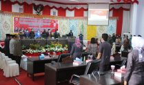 TBNK Hadiri Sidang Paripurna Dalam Rangka Pidato Presiden