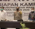 Kapolda Sulut Ingatkan Pentingnya Komitmen Bersama Wujudkan Pilkada Aman dan Sehat di Masa Pandemi Covid-19