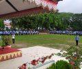 Wali Kota Tatong Bara Pimpin Langsung Upacara Peringatan HUT Korpri ke 49 di Kotamobagu