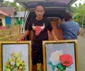 Jurnalis Ini Tambah Profesi Menjadi Penjual Kaligrafi