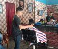 Di Tengah Pandemi, Barbershop Sultan Biga Tetap Eksis