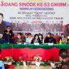 UPT BP2MI Manado Sosialisasi Peluang Kerja ke Jepang Dalam Pembukaan Sidang Sinode Ke-53 GMIBM