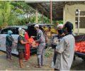 PT PP di Proyek Bendungan Lolak Maksimalkan CSR Untuk Pencegahan dan Penanganan Covid-19 Bagi Warga