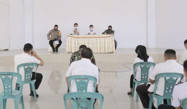 Pelaksanaan HUT Kemerdekaan RI ke 76 di Kotamobagu Dipastikan Sarat Prokes