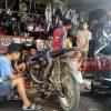 Pemerintah Desa Pontodon Latih Warganya Buka Usaha Perbengkelan