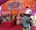 Herson Mayulu Berikan Hikmah Halal Bi Halal di Kecamatan Tomini