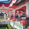 Kenakan Peci dengan Pin Soekarno, Meidy Makalalag Bacakan Teks Proklamasi di HUT RI ke 75