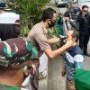 Pemkot Kotamobagu Bersama Satlantas Kembali Ingatkan Warga Soal Masker