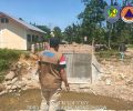 BPBD Bolmong Bangun Talud Antisipasi Banjir