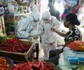 Pedagang Pasar di Kotamobagu Akan di Rapid Test