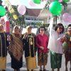 Gunakan 'Salu', TP-PKK Kotamobagu Hadiri Temu Kader Perempuan Sulut