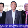 KPUD Kabupaten Bolmong Gelar Pleno Penetapan Pasangan Calon Kepala Daerah Terpilih