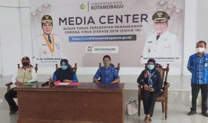 Total Pasien Covid-19 Kotamobagu Berjumlah 80 Orang, Ini Detail Terbarunya
