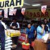 Disperindag Manjakan Warga Bolmong Dengan Pasar Murah