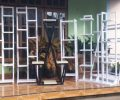 Warga Desa Bilalang I Raup Pundi Rupiah Dengan Pembuatan Rak Bunga