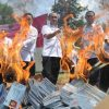 Pemusnahan e-KTP di Boltim Sentuh 8.393 Keping