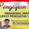 ADM Jadi Pembicara di Pengajian Kebangsaan DPP AMPG