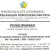 396 Pelamar CPNS Kotamobagu Akan Diseleksi Ulang