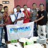 Rensa Bambuena Resmi Ditunjuk Ketua Asosiasi Futsal Kotamobagu