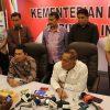 Rocky Wowor Sukses Datangkan Menhan Dalam Launching Aksi Bela Negara di Sulut