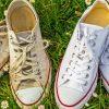 Ini 4 Cara Mencuci Sepatu Putih Anda Agar Tampak Baru kembali
