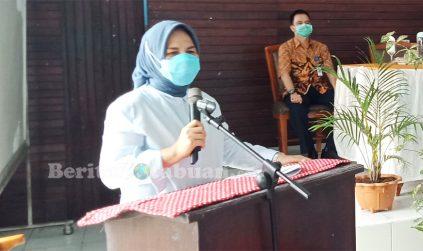 Wali Kota Tatong Bara Harap Pemprov Bisa Berikan Bantuan Mesin Pakan Ikan ke Kotamobagu