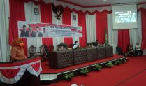 Wali Kota Tatong Bara dan Meiddy Makalalag Saling Puji Kinerja