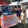 Walikota Kotamobagu Lepas Keberangkatan Relawan Kemanusiaan ke Palu