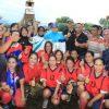 Walikota Tutup Kegiatan Sepak Bola Mini Wanita