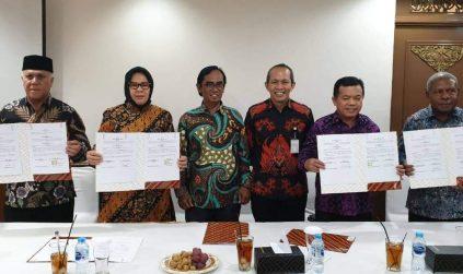 Tingkatkan Layanan Informasi Publik, Walikota Tandatangani MoU Dengan LKBN ANTARA