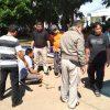 Pemkot Mulai Benahi Lapangan Kotamobagu Untuk Sholat Idul Adha