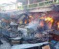 Pedagang Desak Kepolisian Usut Tuntas Penyebab Kebakaran Pasar Serasi
