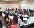 Usai Dilantik, Dua Pimpinan DPRD Kotamobagu Langsung Kawal APBD-P di Pemprov Sulut