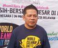 Wawali Nayodo Turun Langsung Dalam Aksi World Cleanup Day di Kotamobagu