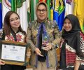 Tatong Pasang Target Untuk Penghargaan Swasti Saba Wistara Tahun Depan