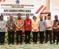 Tingkatkan Pelayanan Perijinan, Walikota Ikuti Rakor Bersama Gubernur Sulut
