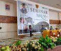 Wawali Nayodo Buka Seminar Arrum Haji Oleh Pegadaian Kotamobagu