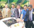 Wawali Nayodo Hadiri Peresmian Gereja di Sinindian