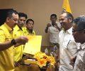 Untuk Boltim, Suhendro Boroma Penuhi Undangan Partai Golkar