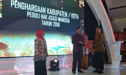 Kotamobagu Berhasil Pertahankan Kota Peduli HAM di Indonesia