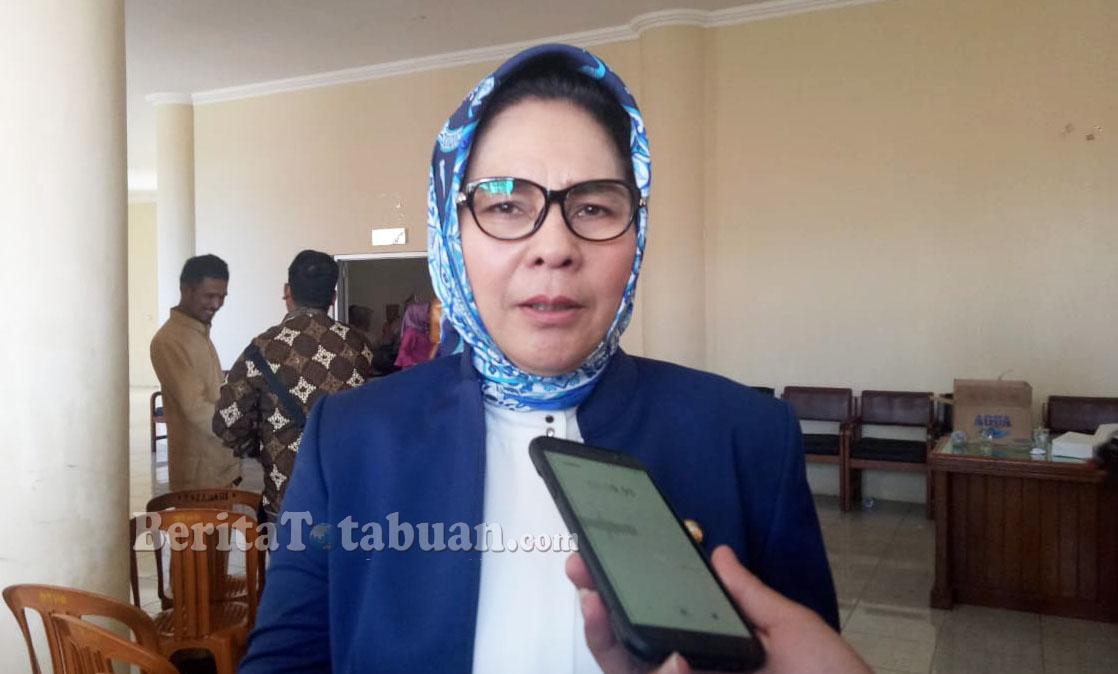 Walikota Perjuangkan Bantuan Bencana ke BNPB