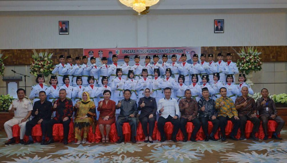 Hadiah Walikota, Puluhan Paskibra Kotamobagu Bakal Diberangkatkan k Bali