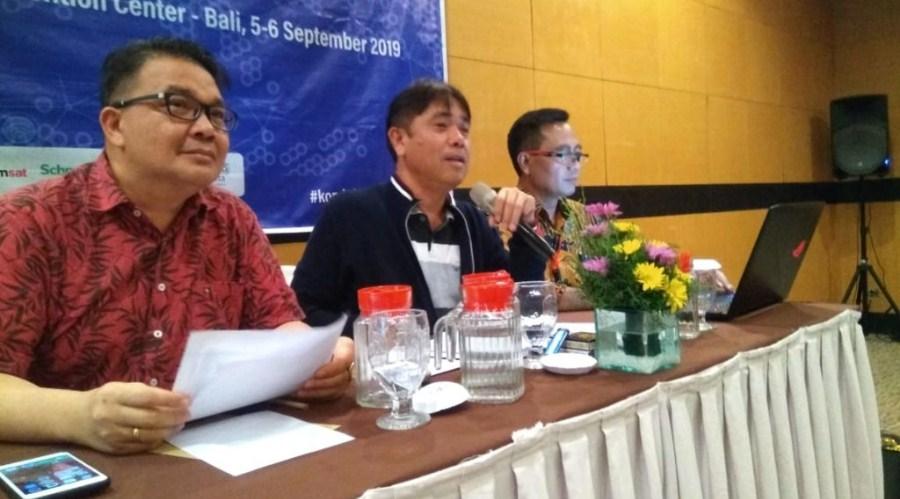 Parman Ginano Jadi Pimpinan Sidang Dalam Munas Forum Kepala Diskominfo se Indonesia