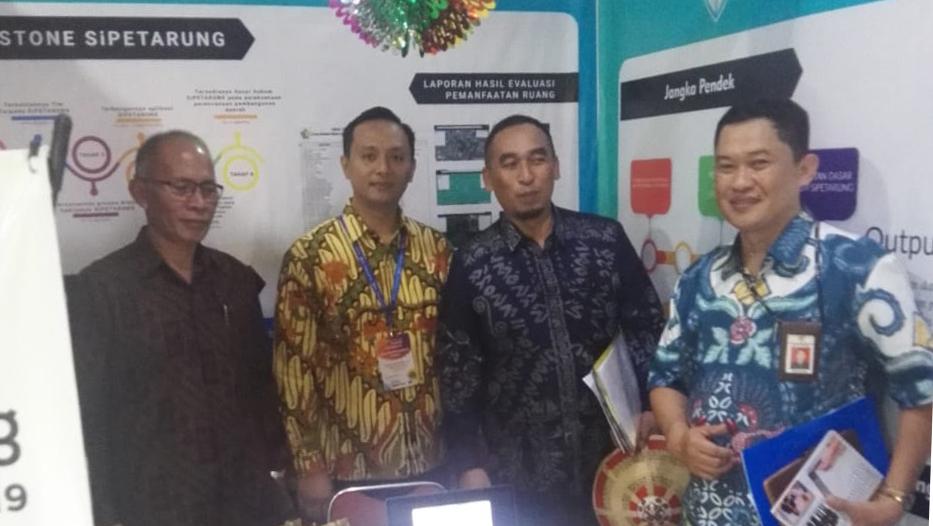 Aplikasi SiPetarung Jadi Bahan Ujian Akhir Kepala Bappelitbangda Kotamobagu di Makassar