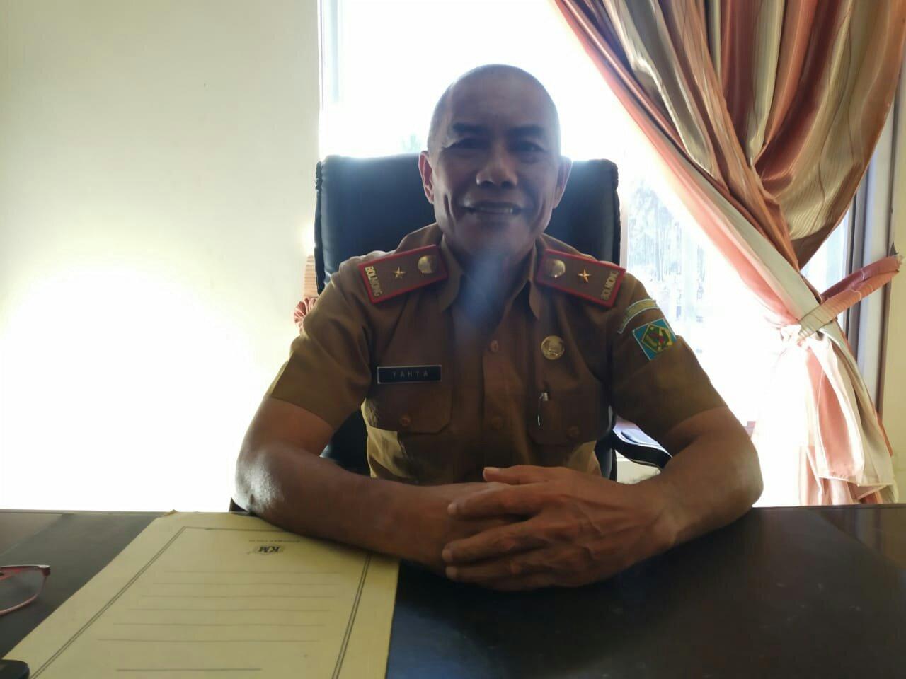 Sekwan Jemput SK Pelantikan Pimpinan DPRD Bolmong