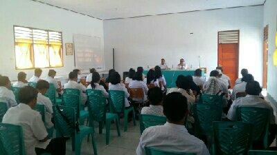 Sejumlah Kepala Sekolah di Bolmong Dikenakan Sanksi