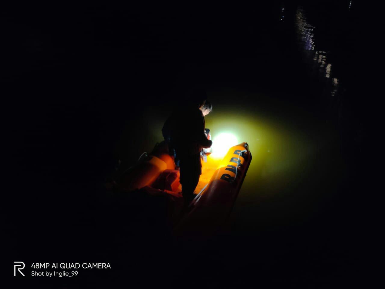 Belum Ditemukan, Pencarian Korban Terseret Arus Sungai Kaiya Masih Berlanjut