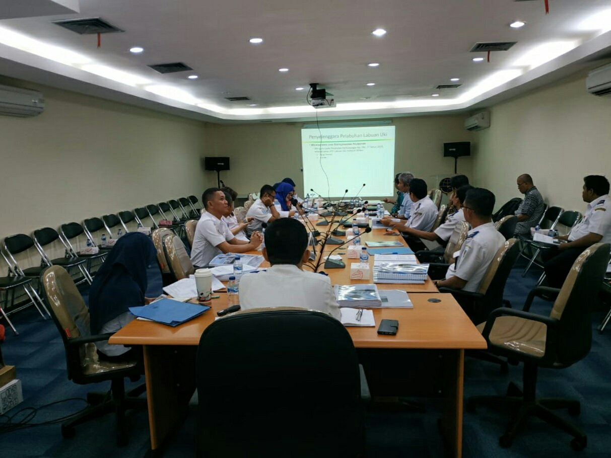 Pemkab Bolmong Pacu Pengembangan Pelabuhan Labuan Uki