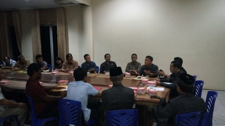 DPRD Minta Panitia Pilsang Bolmong Selesaikan Sengketa